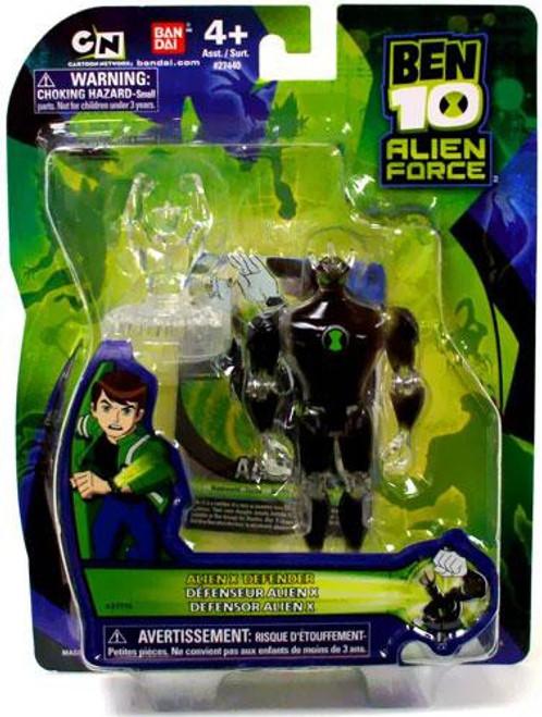 Ben 10 Alien Force Alien X Defender Action Figure