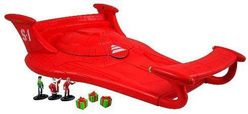 Arthur Christmas S-1 Sleigh Vehicle