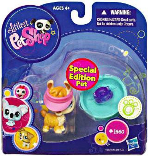 Littlest Pet Shop 2010 Assortment B Series 3 llama Figure #1460