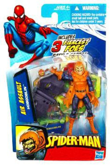 Spider-Man 2010 Air Assault Hobgoblin Action Figure