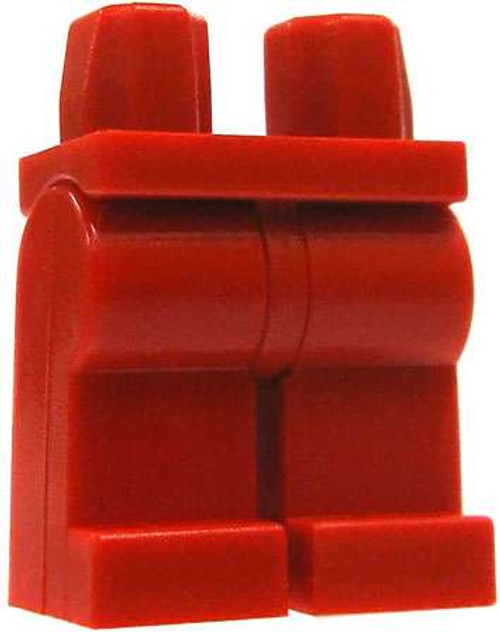 LEGO Red Loose Legs [Loose]