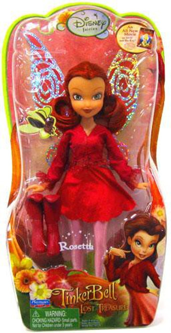 Disney Fairies Tinker Bell & The Lost Treasure Rosetta 8-Inch Doll