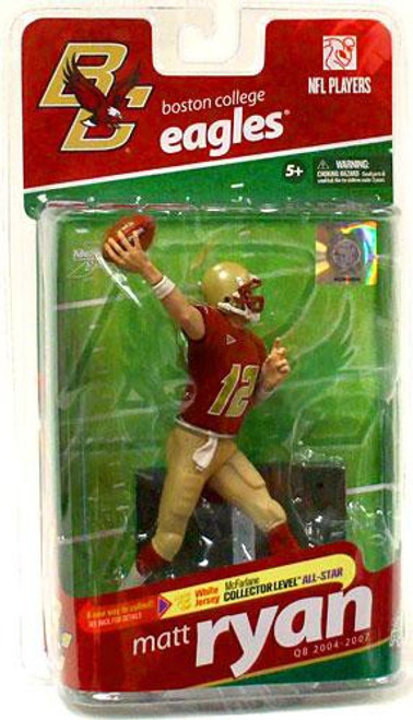 McFarlane Toys NCAA College Football Sports Picks Series 2 Matt Ryan Action Figure