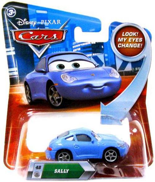Disney / Pixar Cars Lenticular Eyes Series 2 Sally Diecast Car