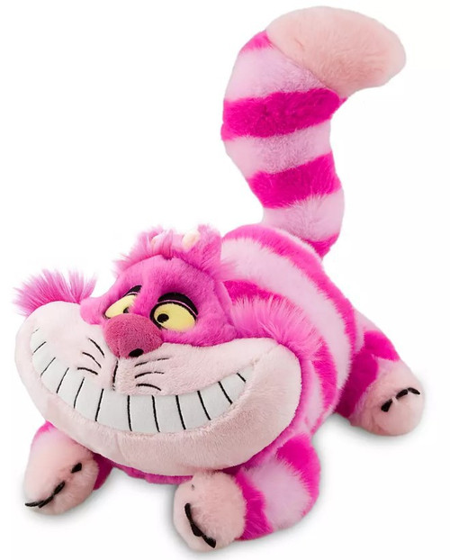 Disney Alice in Wonderland Cheshire Cat Exclusive 20-Inch Plush