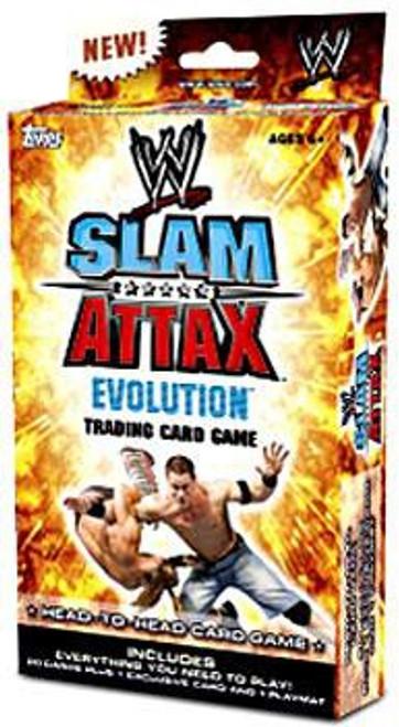 WWE Wrestling Topps Slam Attax Evolution Series 1 Exclusive Starter Deck