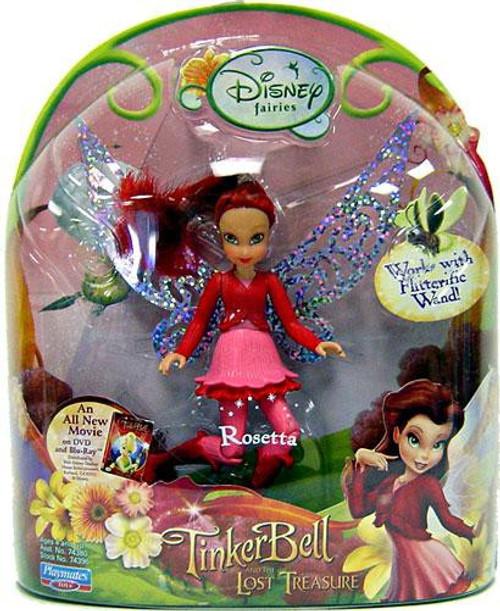 Disney Fairies Tinker Bell & The Lost Treasure Rosetta 3.5-Inch Figure