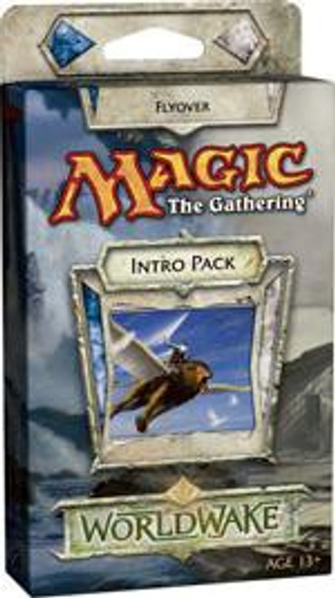MtG Trading Card Game Worldwake Flyover Intro Pack