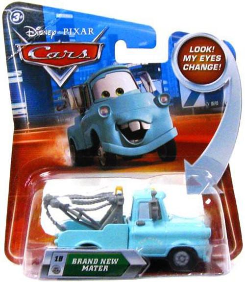 Disney / Pixar Cars Lenticular Eyes Series 2 Brand New Mater Diecast Car
