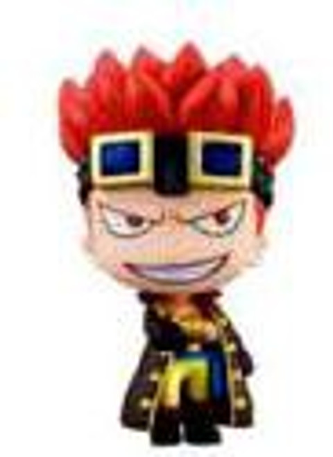 "One Piece Super Deformed Vol. 3 Eustass ""Captain"" Kid 2-Inch Mini Figure"