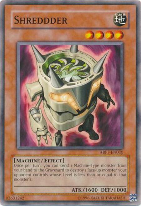 YuGiOh Absolute Powerforce Common Shredder ABPF-EN030