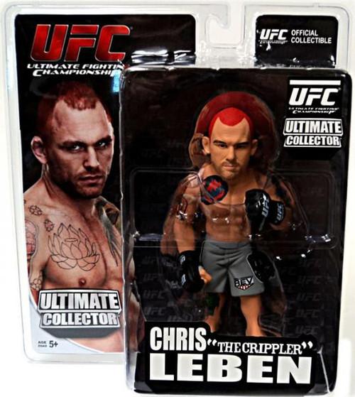 UFC Ultimate Collector Series 9 Chris Leben Action Figure