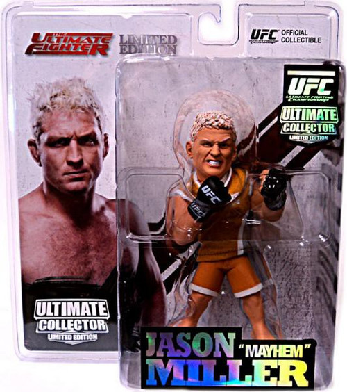 UFC Ultimate Collector Series 9 Jason Miller Action Figure [Limited Edition]