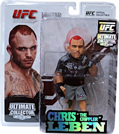 UFC Ultimate Collector Series 9 Chris Leben Action Figure [Limited Edition]