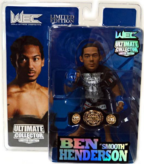 UFC Ultimate Collector Series 9 Ben Henderson Action Figure [Limited Edition]