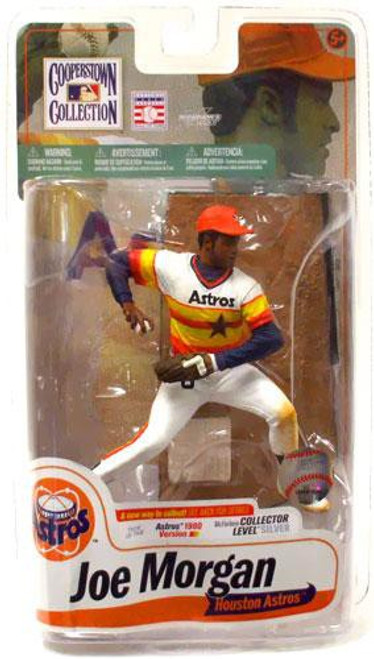 McFarlane Toys MLB Cooperstown Collection Series 7 Joe Morgan Action Figure [Rainbow Jersey]