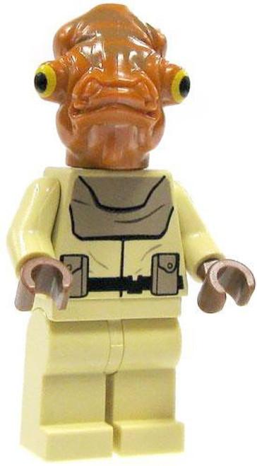 LEGO Star Wars Mon Calimari Officer Minifigure [Loose]