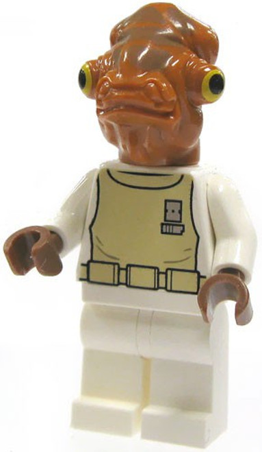 LEGO Star Wars Admiral Ackbar Minifigure [Loose]