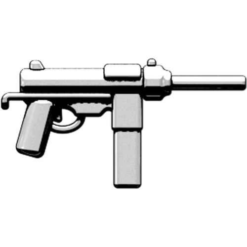BrickArms M3 Grease Gun 2.5-Inch [White]