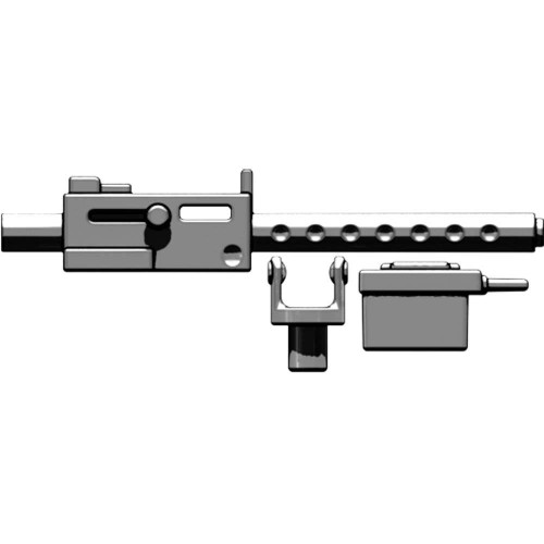 BrickArms M1919 Machine Gun 2.5-Inch [Titanium]