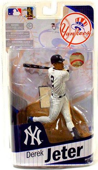 McFarlane Toys MLB Sports Picks 2010 New York Yankees Derek Jeter Action Figure