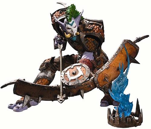 World of Warcraft Premium Series 3 Taz'Dingo Action Figure [Troll Hunter]