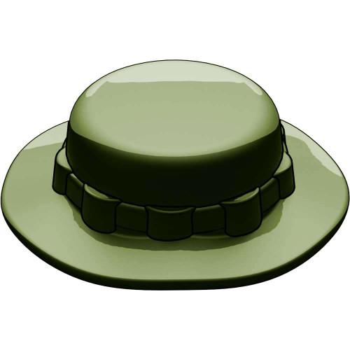 BrickArms Boonie Hat 2.5-Inch [Dark Olive Green]