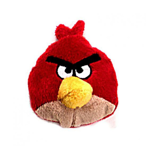 Angry Birds Red Bird 3-Inch Bean Bag Plush
