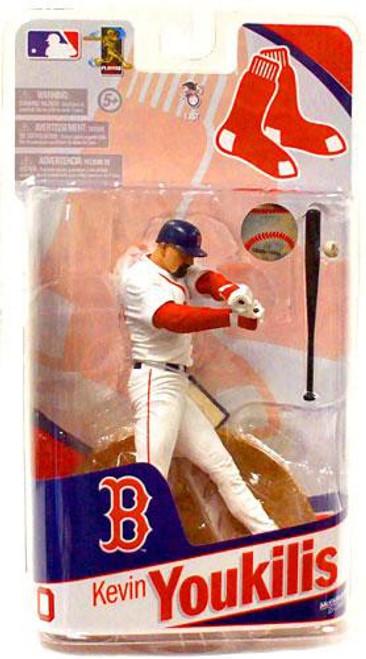 McFarlane Toys MLB Sports Picks 2010 Boston Red Sox Kevin Youkilis Action Figure