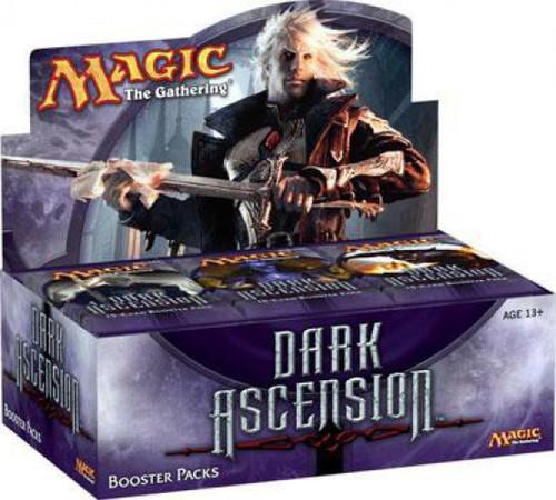 MtG Trading Card Game Dark Ascension Booster Box [36 Packs]