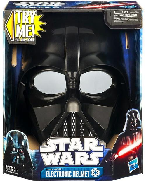Star Wars Darth Vader Electronic Helmet [2011 Version]