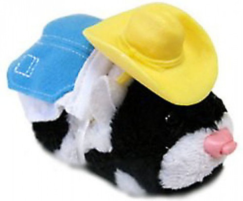 Zhu Zhu Pets Series 2 Hamster Outfit Cowboy Hat & Denim Vest Accessory Set