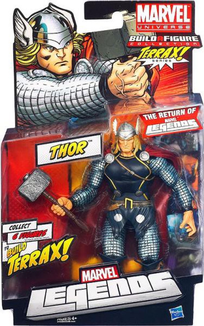 Marvel Legends 2012 Terrax Series Thor Action Figure