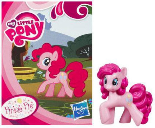My Little Pony Series 1 Pinkie Pie 2-Inch PVC Figure
