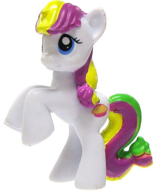 My Little Pony Friendship is Magic 2 Inch Coconut Cream PVC Figure