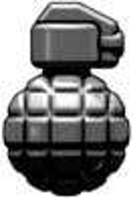 BrickArms Mk2 Grenade 2.5-Inch [Black]
