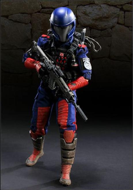 GI Joe Cobra Enemy Cobra Viper Collectible Figure