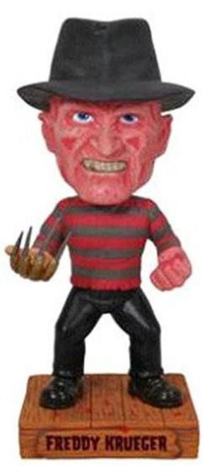 Funko Nightmare on Elm Street Wacky Wobbler Freddy Krueger Bobble Head