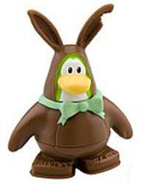 Club Penguin Bunny Costume 2-Inch Mini Figure