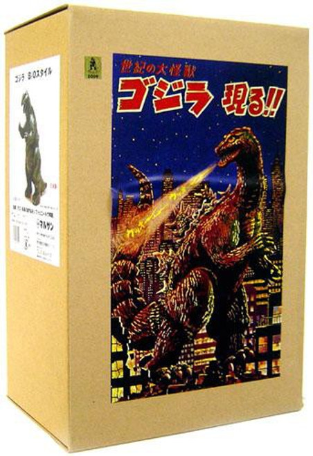 Godzilla 11-Inch Vinyl Figure [Tin Toy Replica]