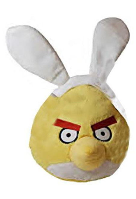 Angry Birds Yellow Bird 5-Inch Plush [Easter]