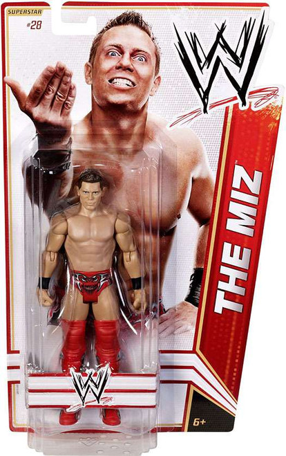 WWE Wrestling Series 17 The Miz Action Figure #28