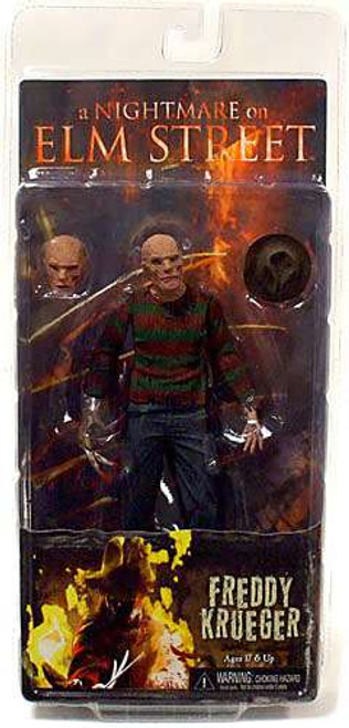NECA Nightmare on Elm Street Freddy Krueger Action Figure [7 Inch]