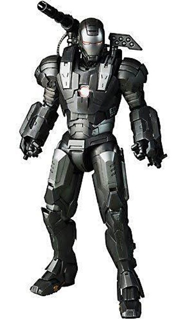 Iron Man 2 Movie Masterpiece War Machine Collectible Figure