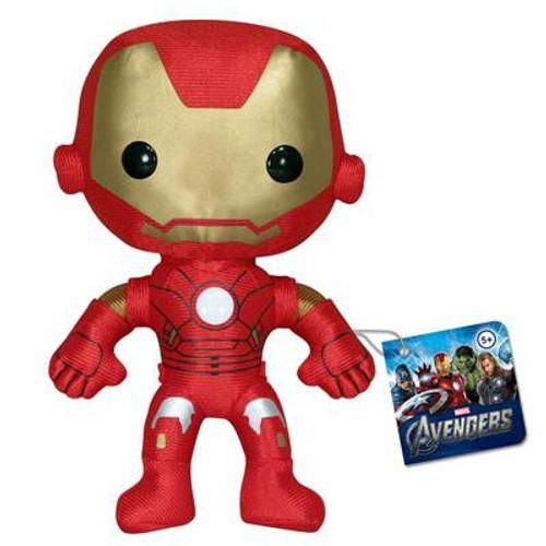 Funko Marvel Avengers Iron Man 5-Inch Plushie [Avengers]
