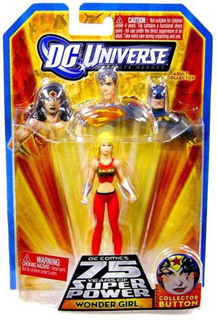 DC Universe 75 Years of Super Power Infinite Heroes Wonder Girl Action Figure