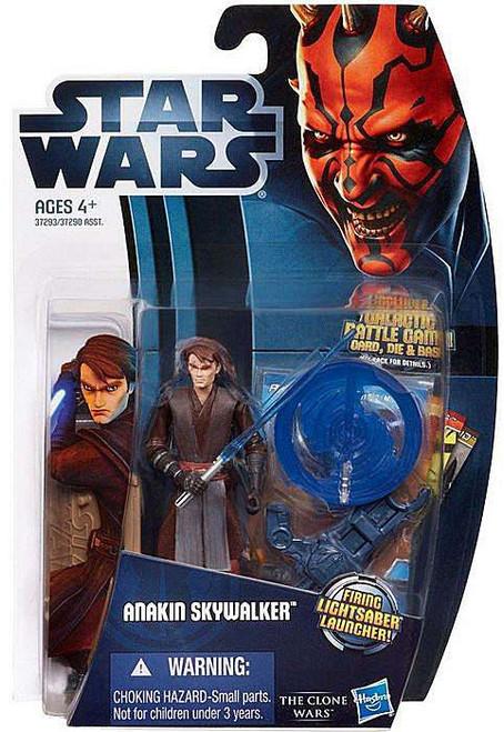 Star Wars The Clone Wars 2012 Anakin Skywalker Action Figure CW01