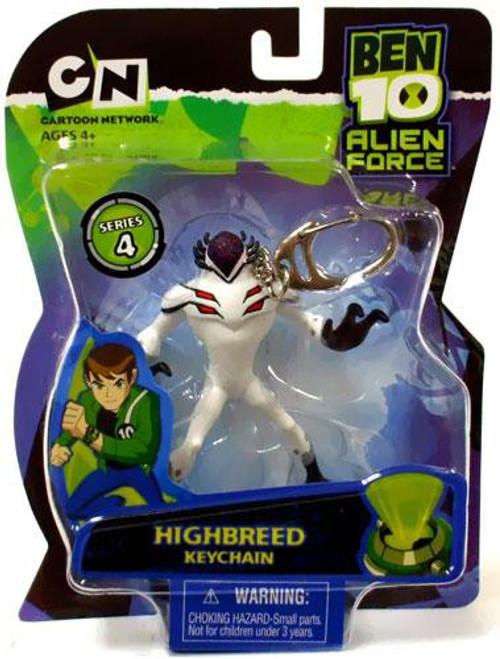 Ben 10 Alien Force Series 4 Highbreed Keychain
