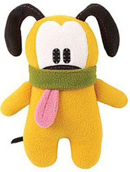 Disney Mickey Mouse Pook-a-Looz Pluto Plush Doll
