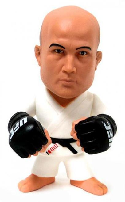 UFC Titans BJ Penn Vinyl Figure [White Gi]